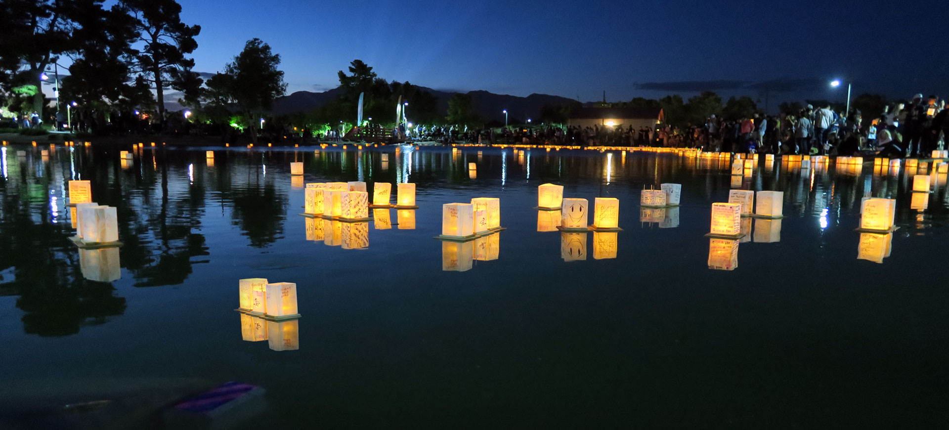 Water Lantern Festival Tickets On Sale